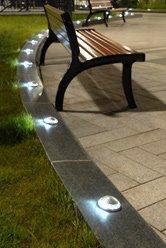 L mparas dise o con luz for Luminarias de jardin exterior